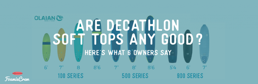 are decathlon surfboards any good