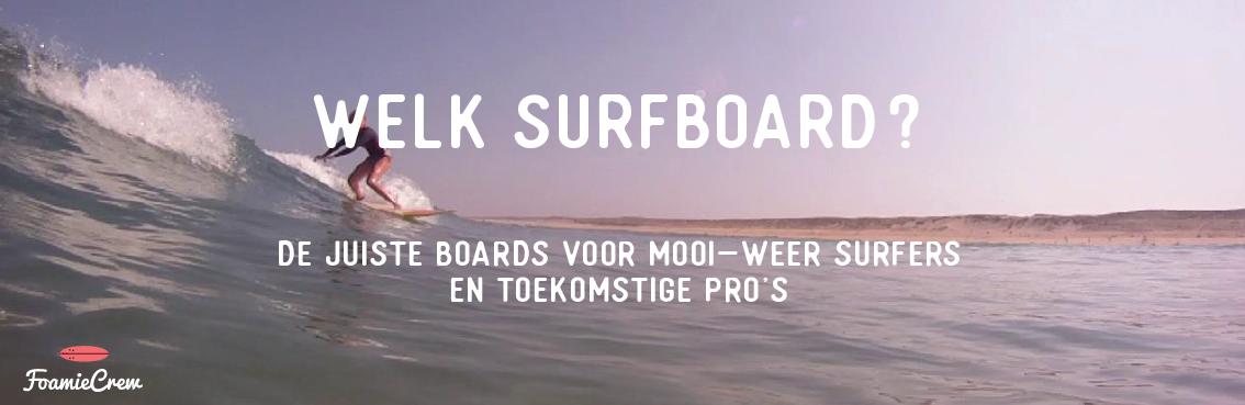 beginner surfboard kopen