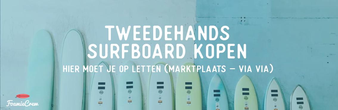 surfboard marktplaats kopen