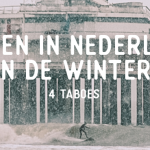 surfen in de winter nederland