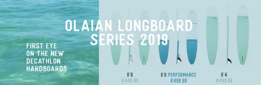 olaian decathlon longboards new